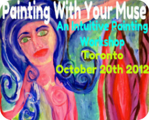 Painting With Your Muse in Toronto