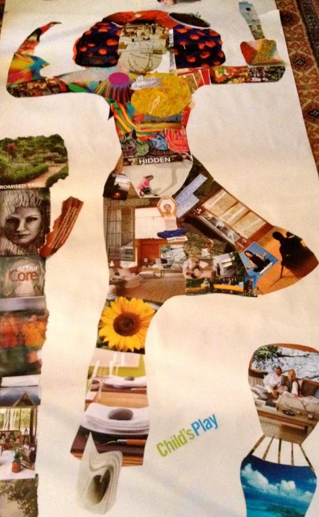 collage, muse, creativity