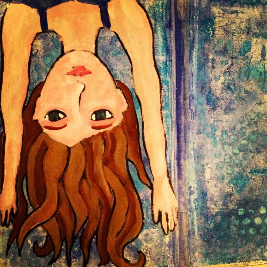muse, art journal