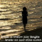 Breathe in Creativity