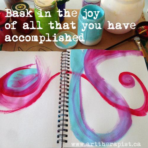 Bask in the Joy