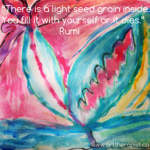 Seed inside