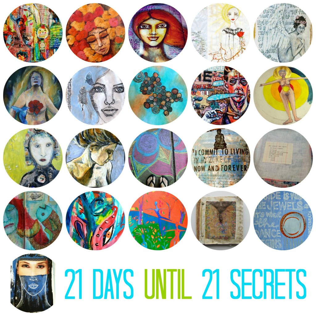21 Days Until 21 SECRETS