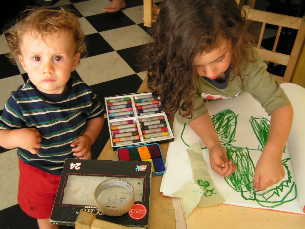 Petrea Hansen-Adamidis kids art www.arttherapist.ca