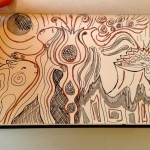 Self-Exploration via the Doodle