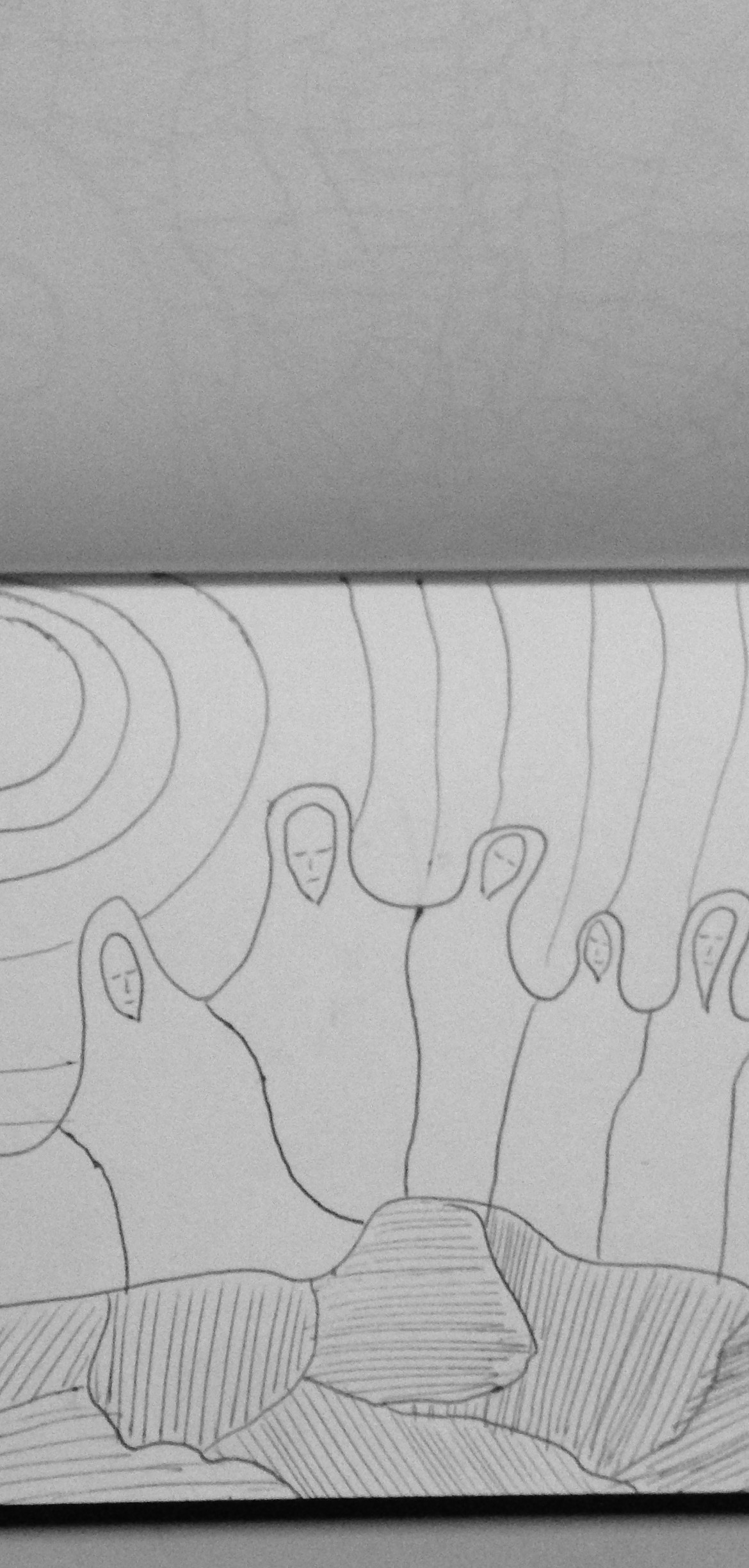 #DoodleADay challenge, day 22 at ArtTherapist.ca