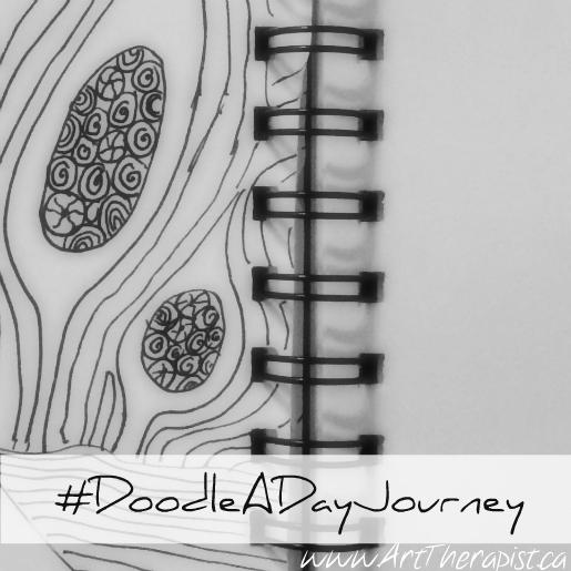 doodleaday journey 2015 www.arttherapist.ca