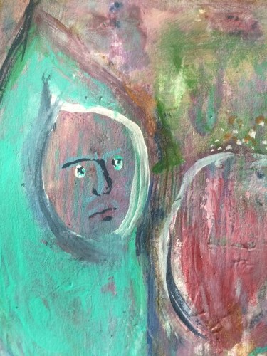 Detail from part 2, Windows to Your Soul